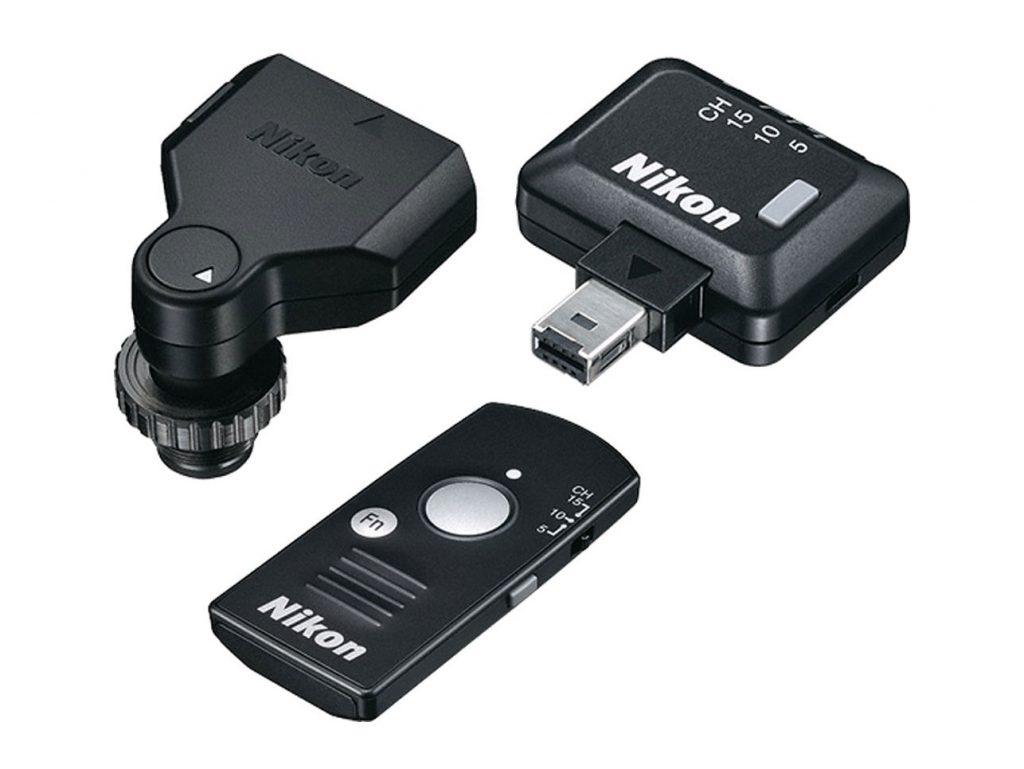 H Nikon ξεκίνησε ξανά την πώληση του ασύρματου τηλεχειριστηρίου WR-10
