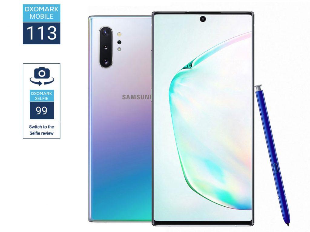 DxOMark: To Samsung Note 10 Plus 5G είναι ο νέος βασιλιάς των φωτογραφικών smartphones σε κύρια και selfie κάμερα
