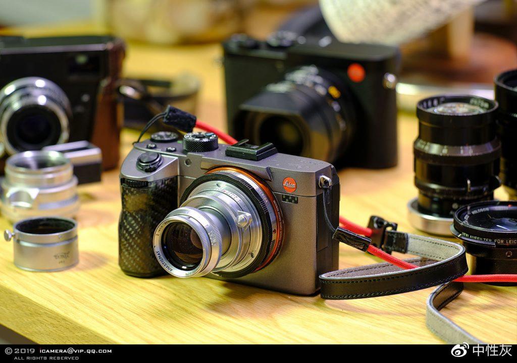 Δεν σου άρεσε τελικά η Sony κάμερα σου; Μετέτρεψε την σε Leica!