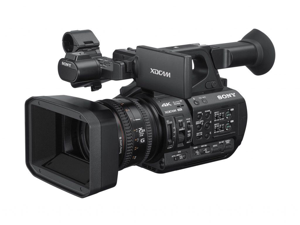 Νέο Firmware για τις Sony XDCAM PXW-Z190 και Z280