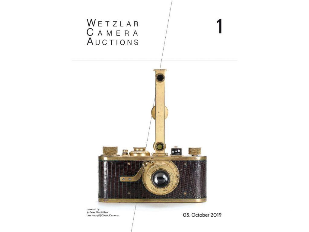 Wetzlar Camera Auctions: Αυτά είναι τα highlights της δημοπρασίας στις 5 Οκτωβρίου