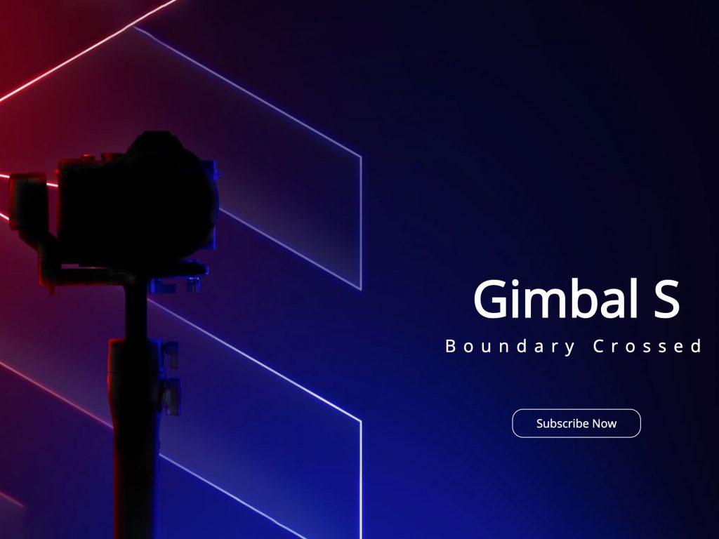 ZHIYUN: Ετοιμάζει το νέο Gimbal S για Full Frame mirrorless μηχανές, το οποίο θα ξεπεράσει τα όρια