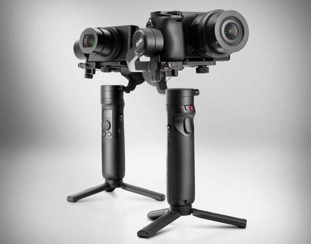 ZHIYUN Crane-M2: Νέο Gimbal για mirrorless μηχανές, smartphones και action cameras
