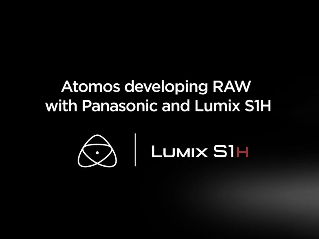 H Atomos αναπτύσσει RAW σε συνεργασία με την Panasonic