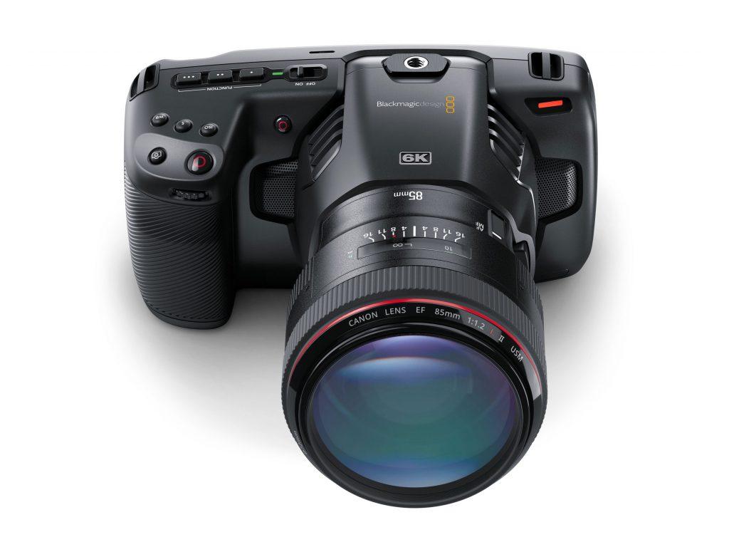 Αναβάθμιση Firmware για BlackMagic Pocket Cinema Camera 4K και 6K και για το Blackmagic RAW