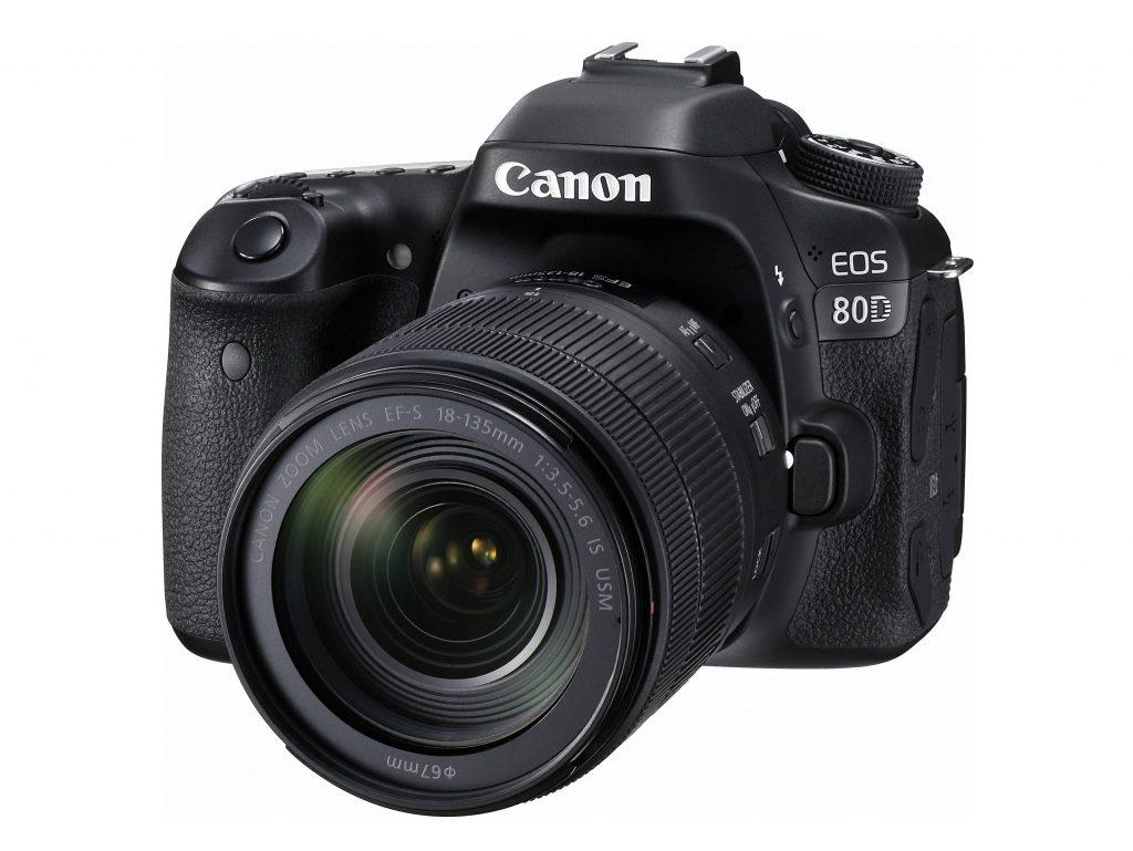Αναβάθμιση Firmware για την Canon EOS 80D