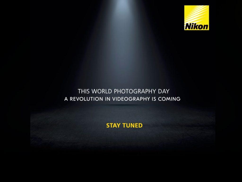 Nikon: Θα ανακοινώσει κάτι για τους βιντεογράφους στις 19 Αυγούστου!