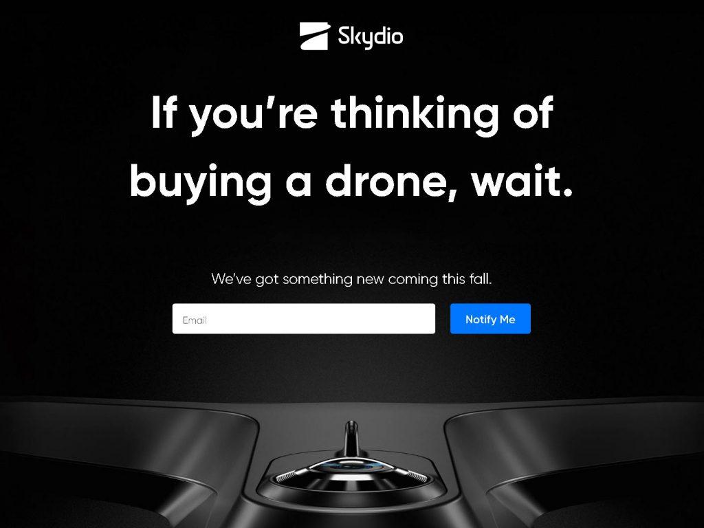 Skydio: Μας δείχνει βίντεο από το νέο της drone