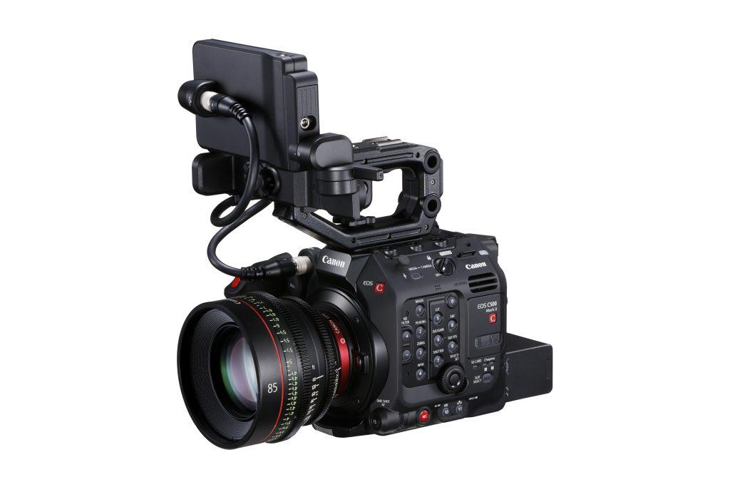 Canon EOS C500 II: Η πρώτη με ηλεκρονικό IS, mount που αλλάζει, ανάλυση στα 5.9Κ και με modular σχεδιασμό