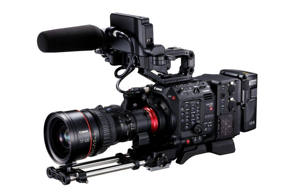 Νέο Firmware για την κινηματογραφική κάμερα Canon EOS C500 Mark II