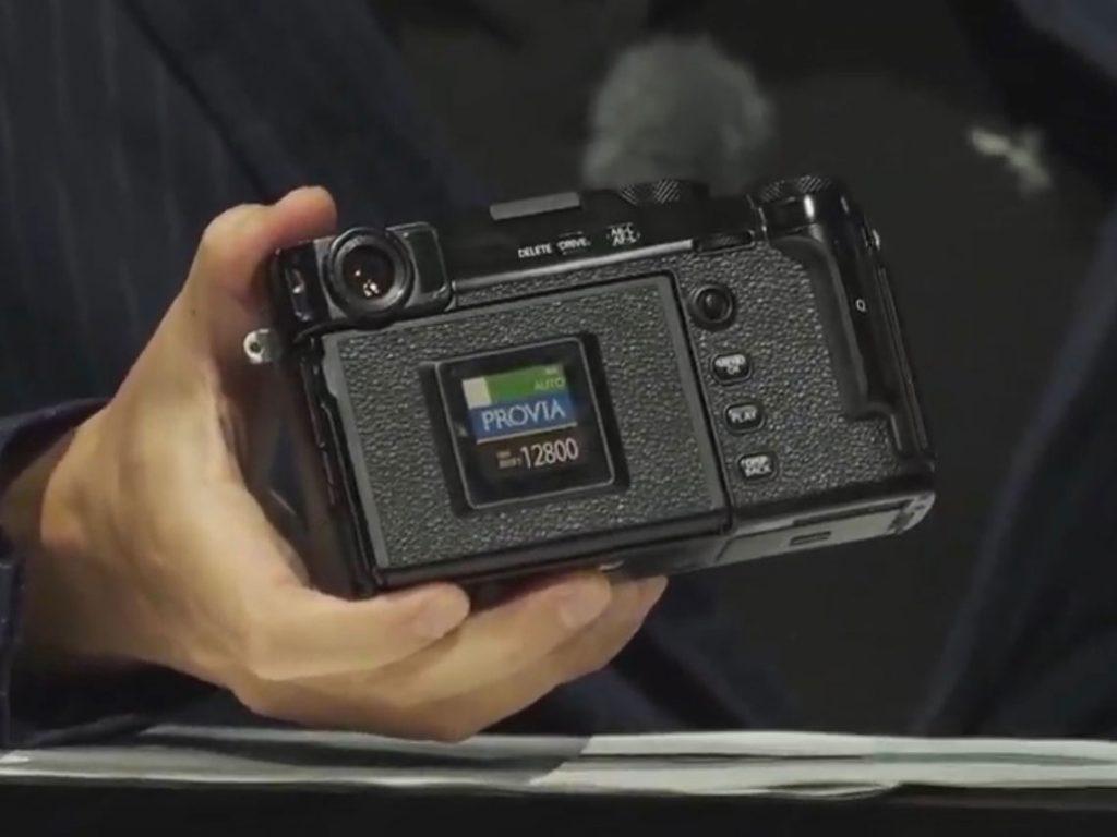 Φωτογραφίες της Fujifilm X-Pro3 στο Fujifilm Summit, η ανακοίνωση ανάπτυξης στις 23 Οκτωβρίου