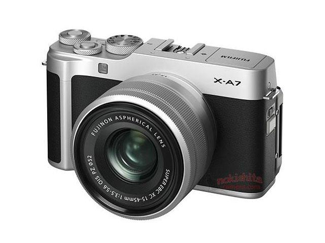 Διέρρευσαν τα χαρακτηριστικά και η τιμή της Fujifilm X-A7, δείτε πότε ανακοινώνεται