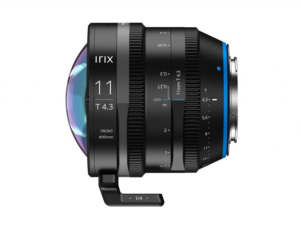 Ανακοινώθηκε ο Irix Cine 11mm T4.3 για Full Frame κάμερες