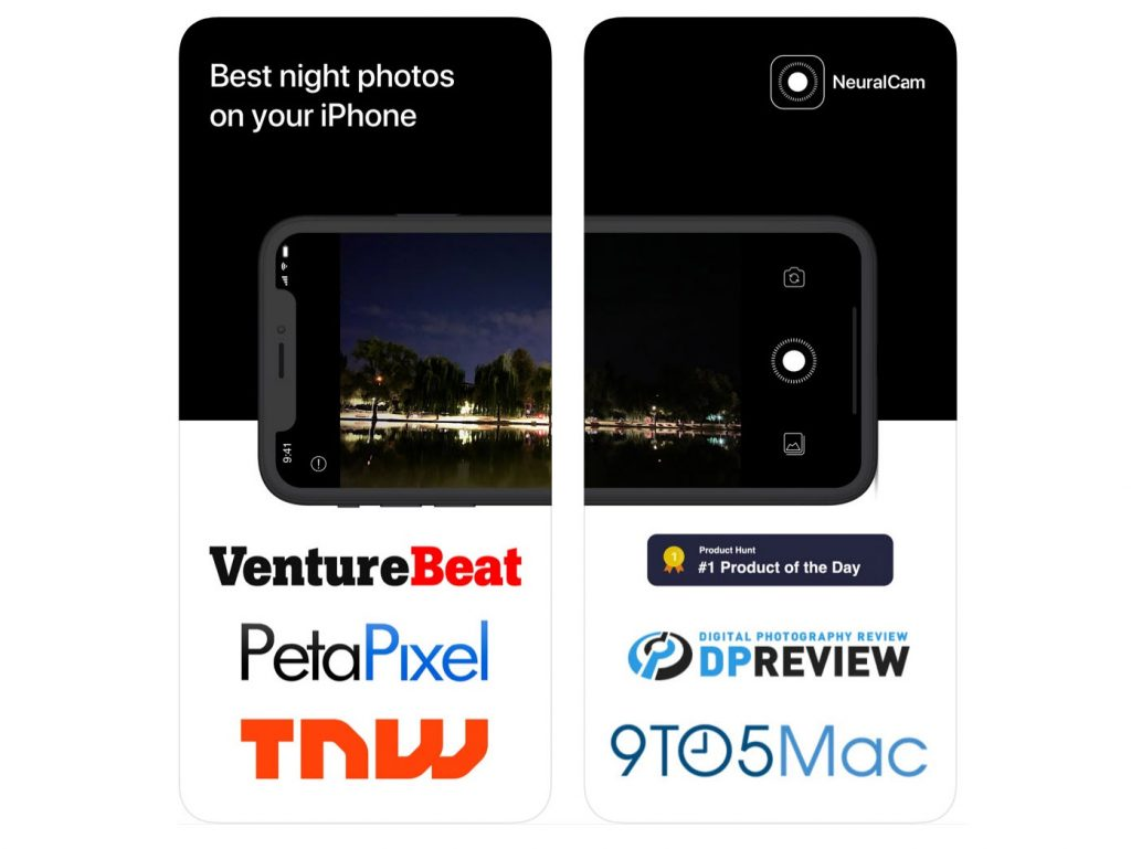 NeuralCam Night Camera: Η απόλυτη εφαρμογή για λήψεις σε χαμηλό φωτισμό με iPhone