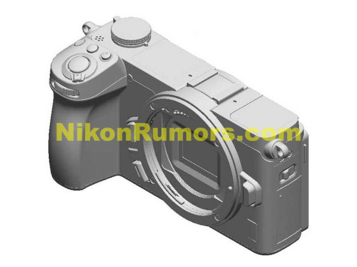 Nikon Z 50: Θα έχει τον αισθητήρα της Nikon D500, μία υποδοχή κάρτας μνήμης και 11 fps;