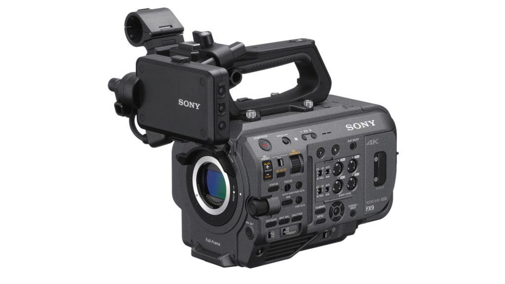 Νέα Sony FX9 με oversampled 4K 4:2:2 10bit εσωτερική εγγραφή, Dual Base ISO και πολλά άλλα χαρακτηριστικά !