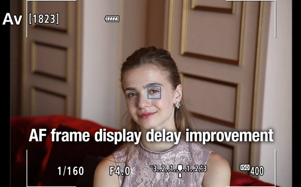 Canon: Video δείχνει τη βελτίωση που θα έχουμε στο AF στις Canon EOS R και Canon EOS RP