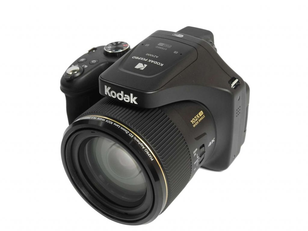 Δύο νέες μηχανές από την Kodak, Astro Zoom AZ1000 με οπτικό ζουμ 102x, και η ανθεκτική Kodak WPZ2