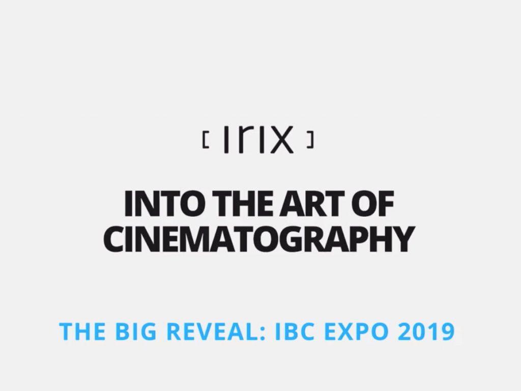 IRIX: Teaserάρει νέο κινηματογραφικό φακό