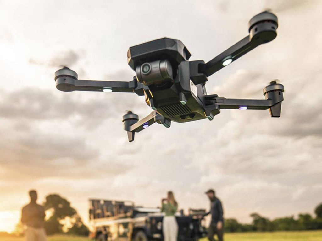 Yuneec Mantis G: Νέο drone με gimbal και 4K video