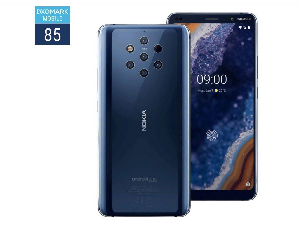 DxOMark: Χαμηλή βαθμολογία στο Nokia 9 PureView, δεν αποδίδει τα αναμενόμενα