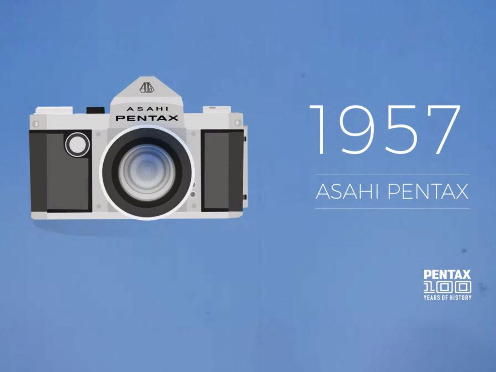 H Pentax γιορτάζει τα 100 της χρόνια με νέο βίντεο