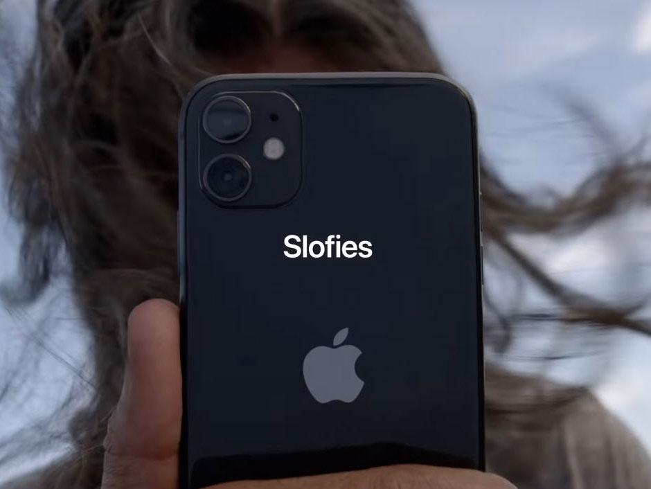 SLOFIE: Τι σημαίνει και γιατί η Apple κατοχύρωσε την λέξη