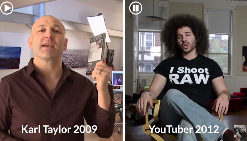 O Karl Taylor κατηγορεί τον Jared Polin για αντιγραφή και το YouTube παίρνει φωτιά