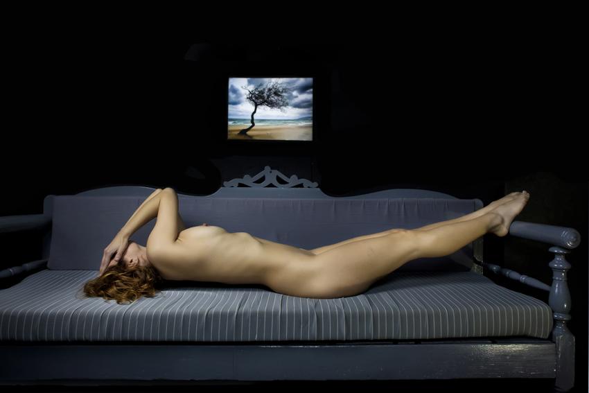 Έκθεση Φωτογραφίας Καλλιτεχνικού Γυμνού στο Cinemarian