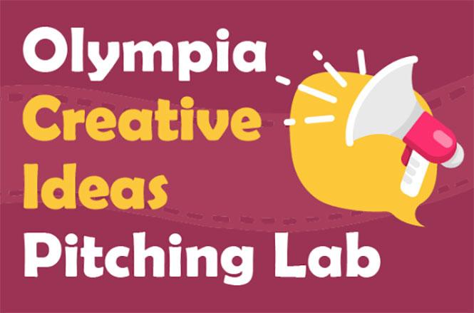 2o Olympia Creative Ideas Pitching Lab: Διαγωνισμός Σεναρίου για παιδιά και νέους!