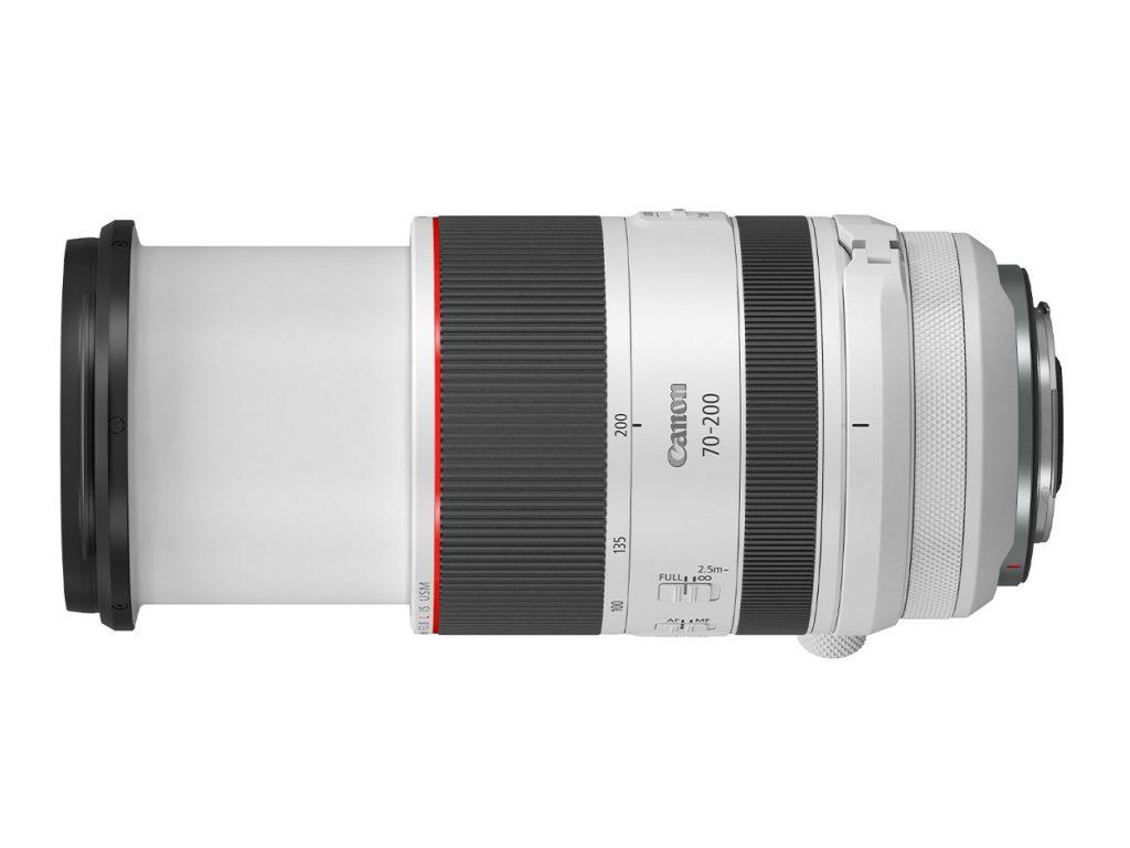 Διαρροή φωτογραφιών και χαρακτηριστικών για τους Canon RF 70-200mm F/2.8 και Canon RF 85mm F/1.2 DS