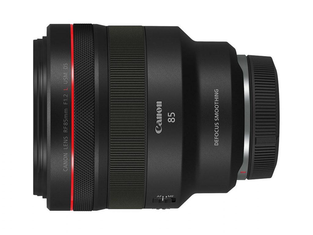 Αυτός είναι ο Canon RF 85mm F1.2L USM DS με το καλύτερο bokeh!