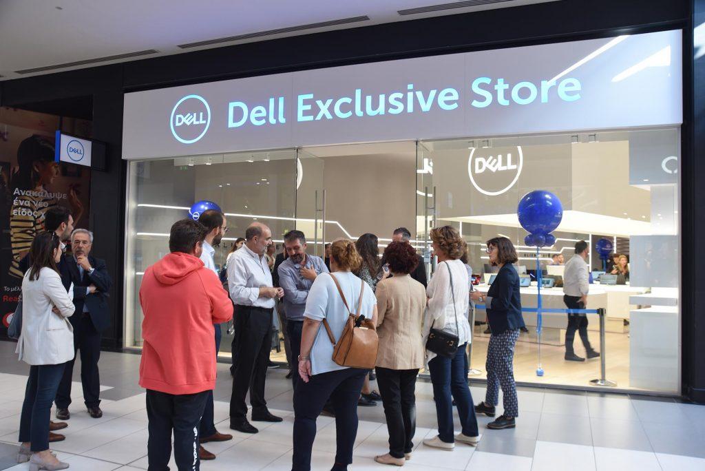 Νέο κατάστημα Dell Exclusive Store άνοιξε στο Mediterranean Cosmos