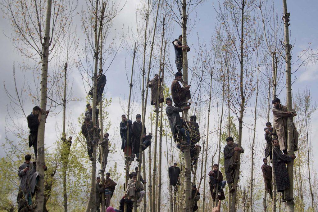 Στον Dar Yasin απονεμήθηκε το International Photojournalism Award Yannis Behrakis