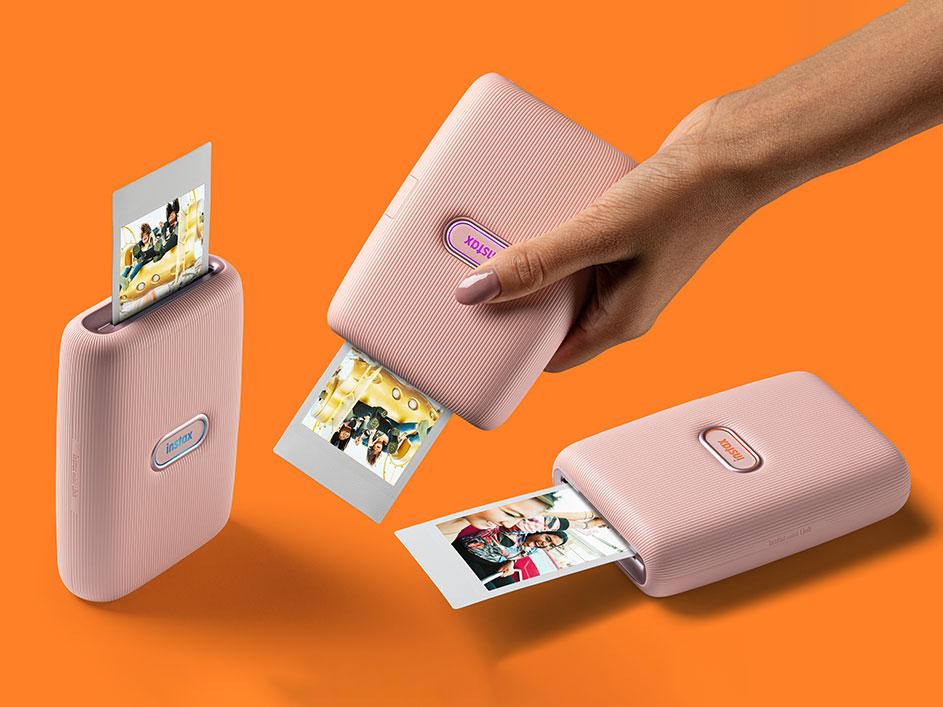 Fujifilm Instax Mini Link: Νέος εκτυπωτής για smartphone που τυπώνει φωτογραφίες και από βίντεο!