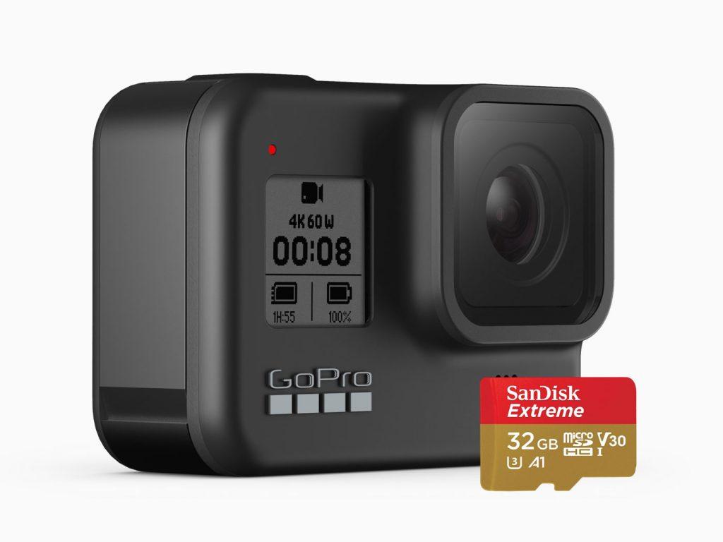 GoPro Hero8: Με βελτιωμένη σταθεροποίηση, έξτρα LED φως, μικρόφωνο και οθόνη!