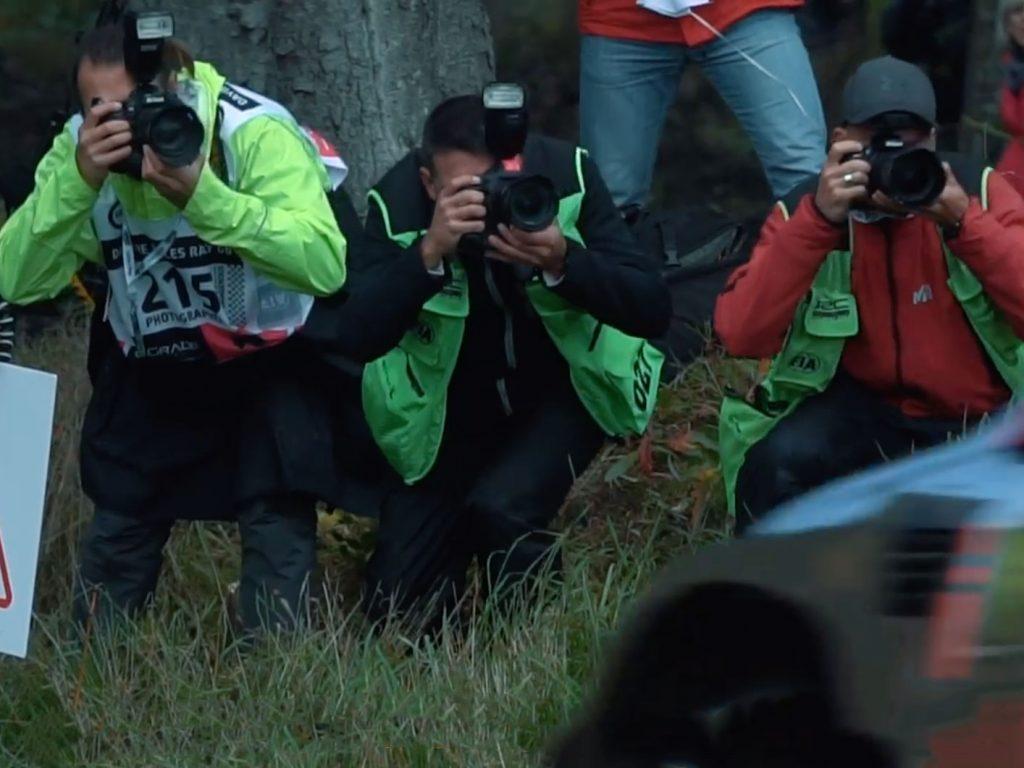 I JUST PUSH THE BUTTON: Το trailer του ντοκιμαντέρ για τους φωτογράφους του WRC