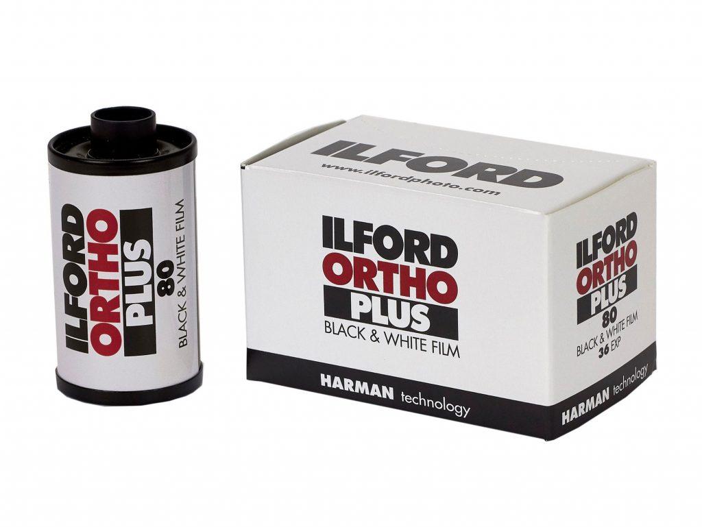Νέο film ILFORD ORTHO Plus σε 135 και 120 και νέα χαρτιά ILFORD MULTIGRADE RC