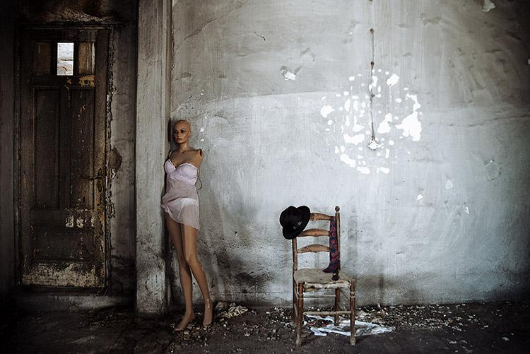 Έκθεση Φωτογράφιας Abandoned Buildings