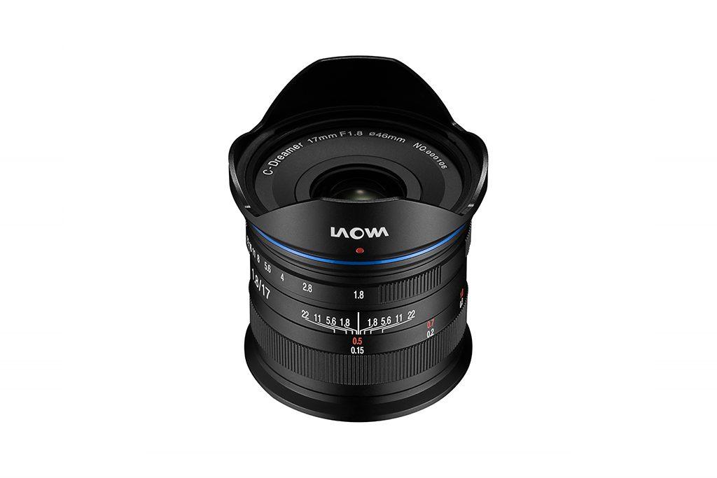 Laowa 17mm f/1.8 για Olympus και Panasonic μόνο στα 149 δολάρια