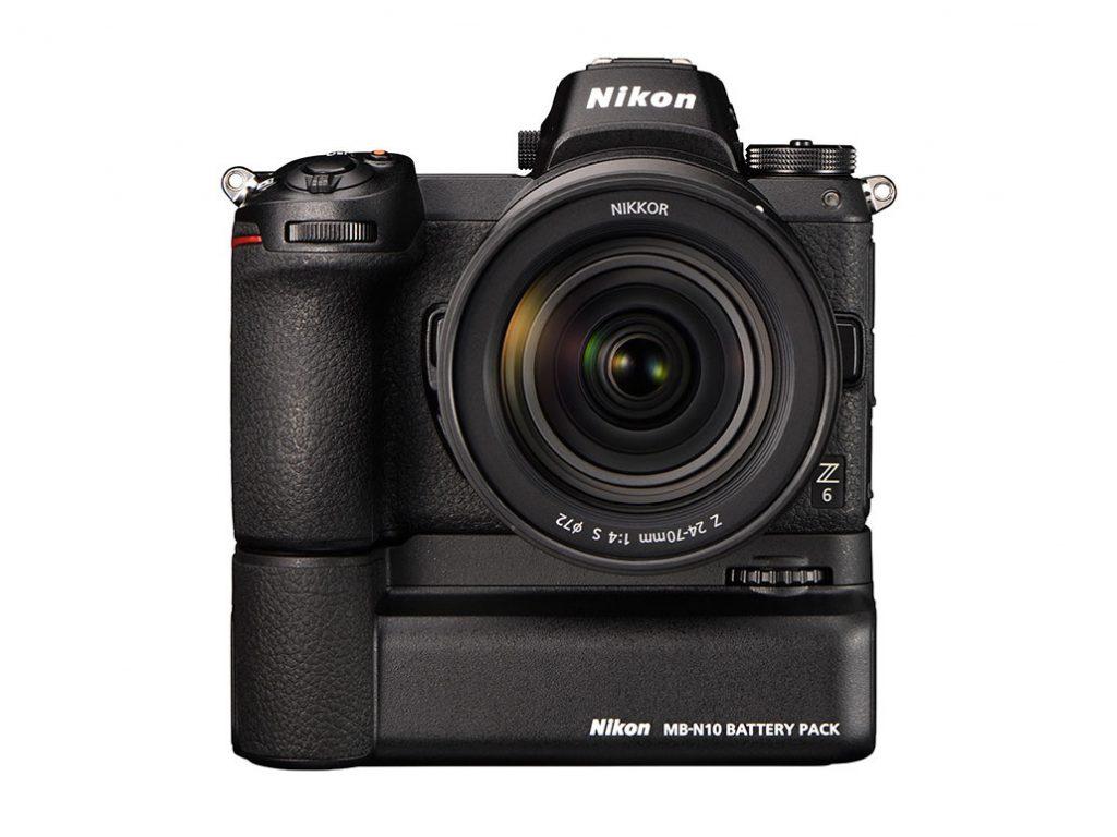 Η Nikon κυκλοφορεί επιτέλους το battery grip Nikon MB-N10, για τις Nikon Z 6 και Z 7
