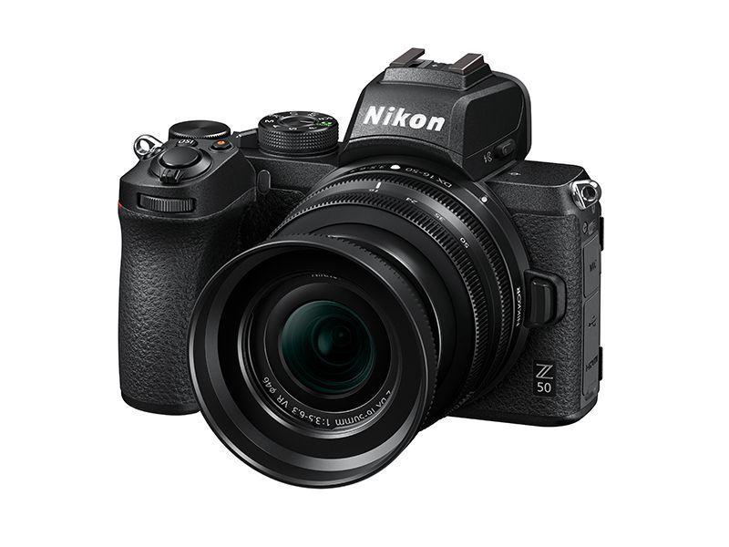 Περισσότερες φωτογραφίες της επερχόμενης Nikon Z 50 με τους δύο νέους φακούς!