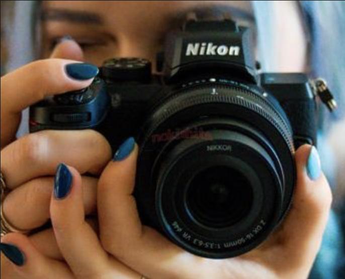 Διέρρευσε η πρώτη φωτογραφία της Nikon Z 50 με τον νέο φακό 16-50mm!
