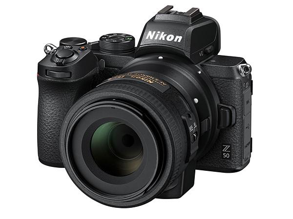Αναβάθμιση Firmware για την Nikon Z 50!
