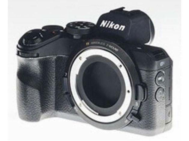 Στις 10 Οκτωβρίου ανακοινώνεται η Nikon Z 50, έχουμε την τιμή της!