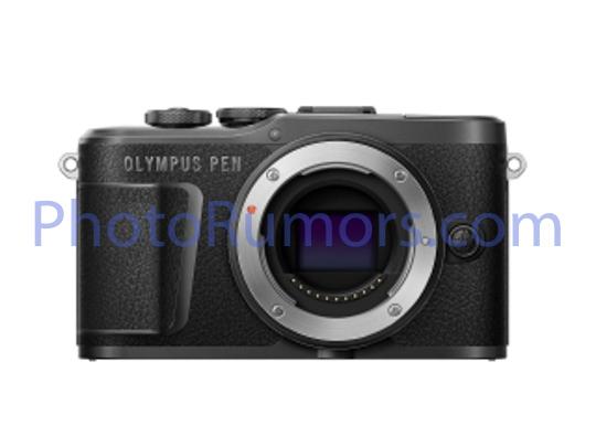 Διέρρευσαν οι φωτογραφίες της επερχόμενης Olympus PEN E-PL10