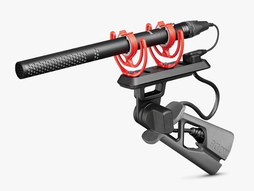 Νέο μικρόφωνο Rode Shotgun NTG5, μικρό και ελαφρύ, για εύκολη και ξεκούραση εγγραφή ήχου