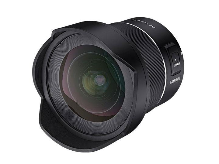 Samyang: Ανακοίνωσε τον πρώτο φακό με AF για το σύστημα Canon EOS R