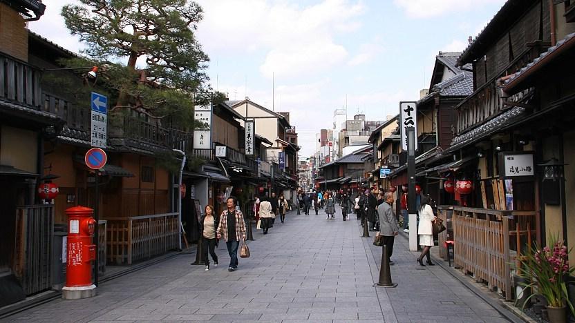 Απαγορεύτηκε η λήψη φωτογραφιών στη δημοφιλή περιοχή Gion του Κιότο