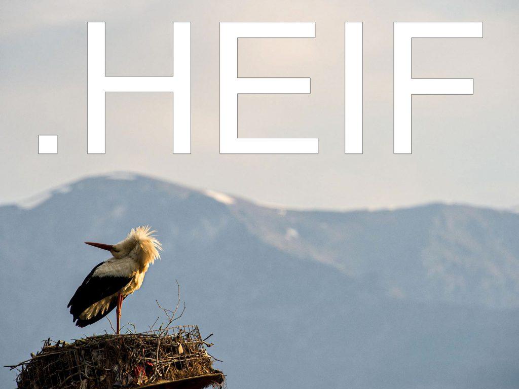 Τι είναι το HEIF/HEIC; Θα αντικαταστήσει το JPEG;